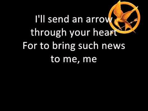 Daughter's Lament (Lyrics) The Hunger Games Sountrack