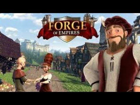 Играю в новую игру Forge Of Empires.