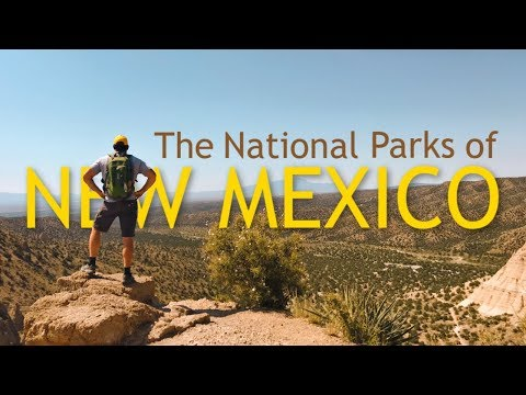 SERIES PREVIEW | The National Parks of New Mexico