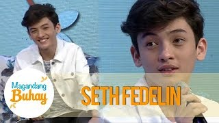 Magandang Buhay: Seth admits his dream of becoming a celebrity