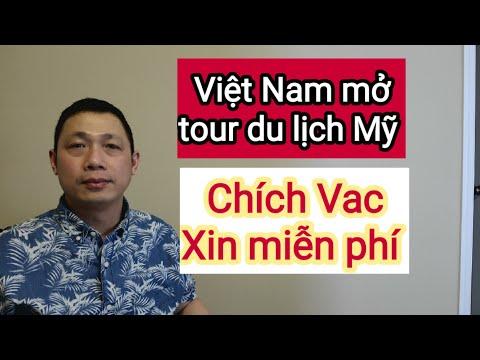 VN Tour Du Lịch Mỹ Chích VacXin | Giá Vac Xin Mỹ Bán Cho VN Giá Bao Nhiêu ?