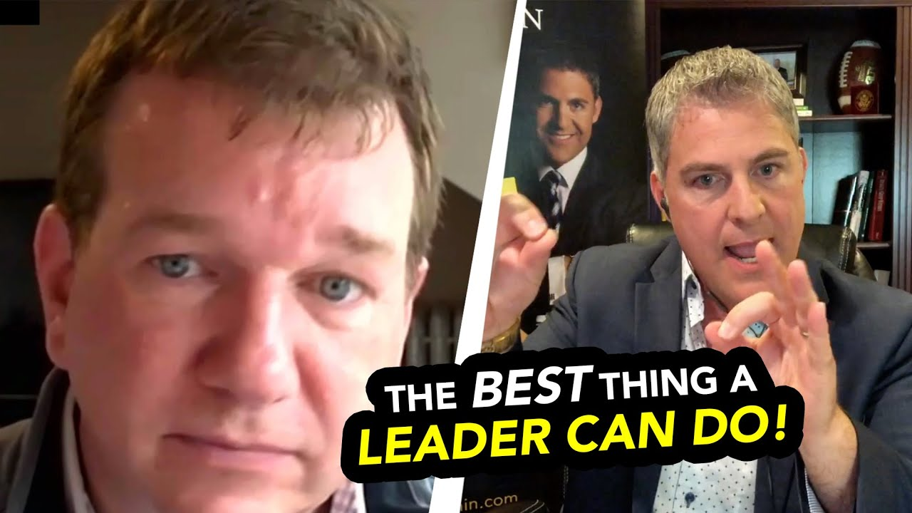 The Best Thing Leaders Can Do!
