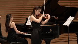 J. Corigliano Sonata for Violin and Piano