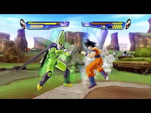 BUDOKAI 3! BLAST TO THE PAST WITH PERFECT CELL!