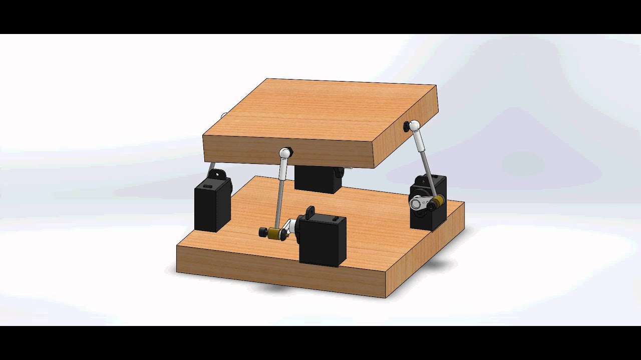 Self Leveling Tables : Self leveling table mk test youtube