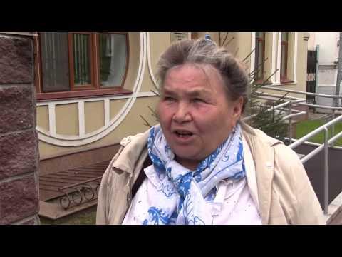 Рябиновка- визит мэру Вячеславу Двораковскому