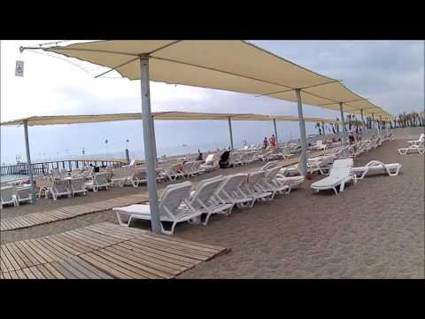 EUPHORIA Palm Beach Resort (Сиде, Турция, 06/2016). Обзор отеля от Посредственного Обывателя.