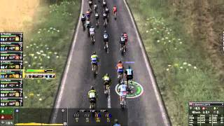 Pro Cycling Manager 2012 - París Roubaix (Gameplay español)