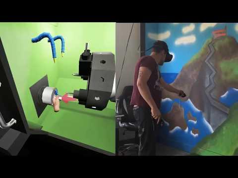 Machining VR - Mecanizando en realidad virtual