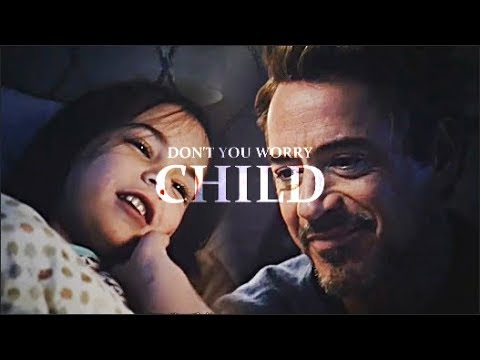 Tony & Morgan Stark | I love you 3000