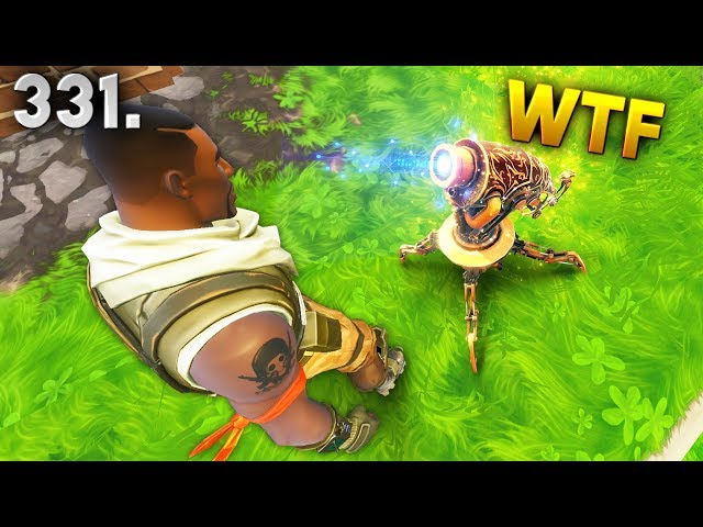 ROBOT INVASION COMING..?! Fortnite Daily Best Moments Ep.331 (Fortnite Battle Royale Funny Moments)