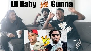 WHOS THE BETTER RAPPER: LIL BABY vs. GUNNA