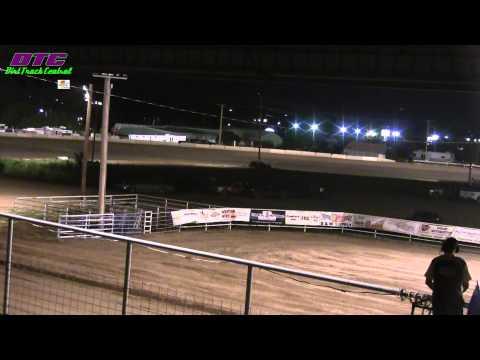 Econo A Feature Thomas County Speedway 8 18 13
