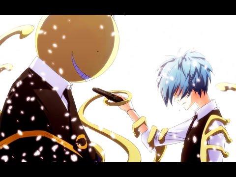 「AMV 」Goodbye, Koro-Sensei  [ Dark on Me ]