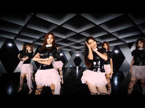 [HD] After School (アフタースクール) - Diva (Dance Edit Ver.) PV