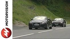 Audi TT vs. BMW Z4