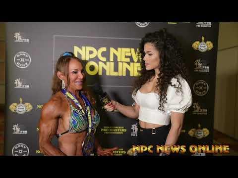 2020 NPC Teen Collegiate Masters Nationals Women's Bodybuilding Winner Interviews (3) COMPILATION