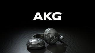 aKG K181 DJ UE Headphones  Gear4music demo