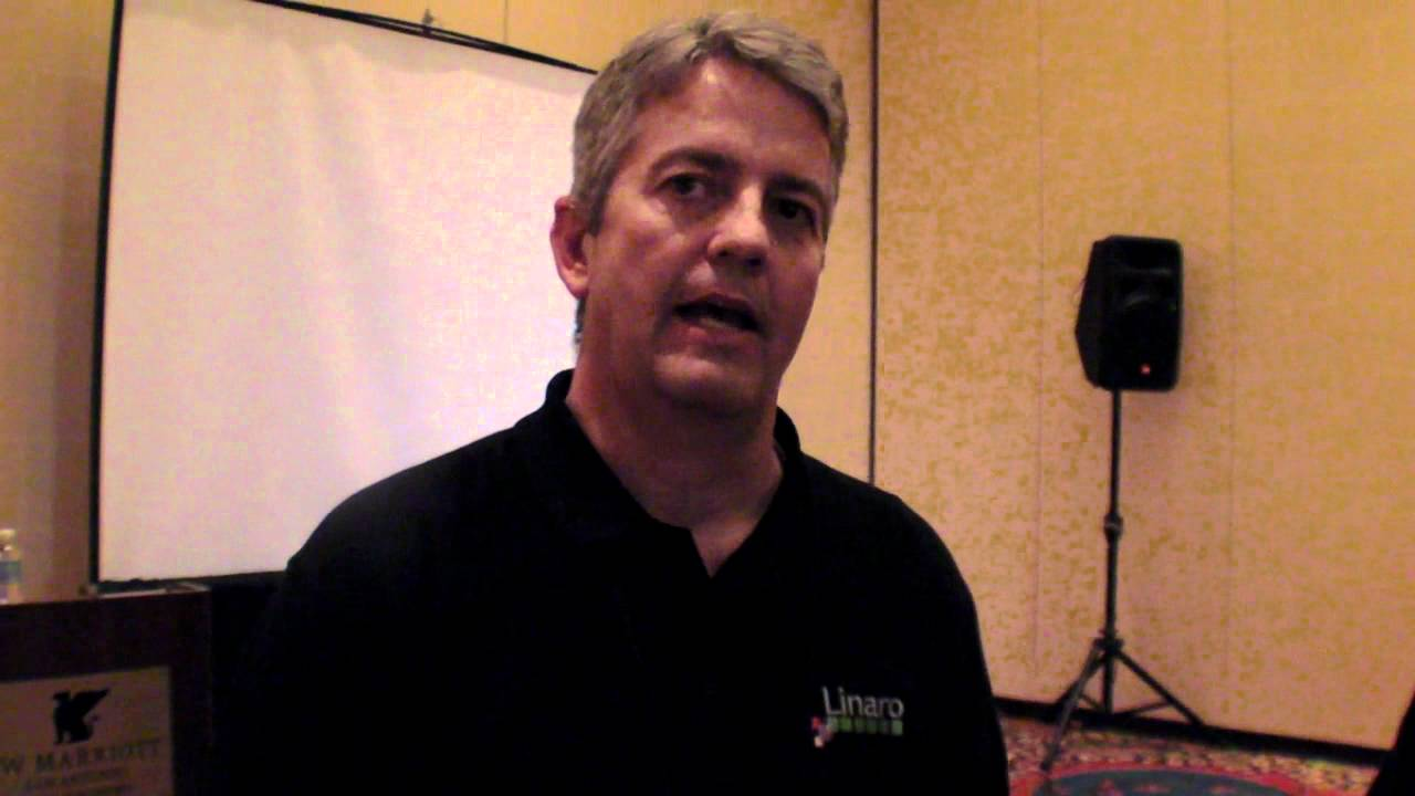 Linaro ARM Linux optimizations status at the Freescale Technology Forum