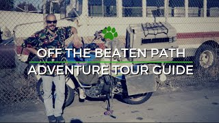 Happy Tails Tours - Origin of an off the beaten path Adventure Tour Guide