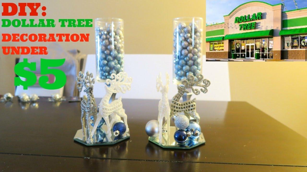 3f989a121e5b DIY  Dollar Tree Decorations Under  5 🎄 - YouTube