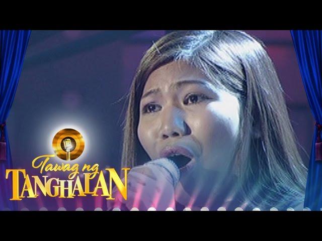 """Tawag Ng Tanghalan: Jessa Montefalcon - """"Bukas Na Lang Kita Mamahalin"""""""