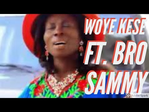 woye-kese.-josephine-opoku-mensah-ft.-brother-sammy.-new-ghanaian-gospel-worship-music