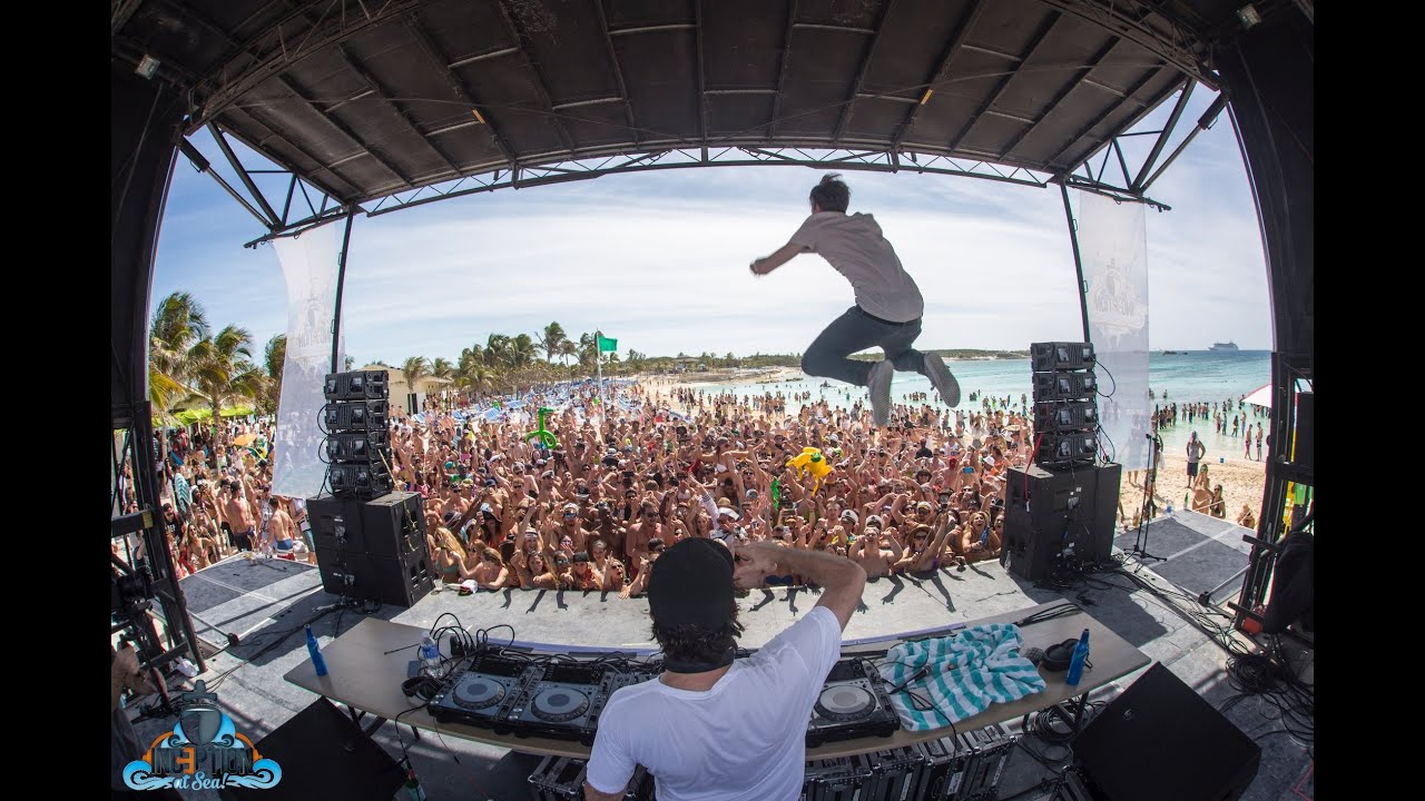 Top 10 Music Festival Cruises To Experience Before You Die
