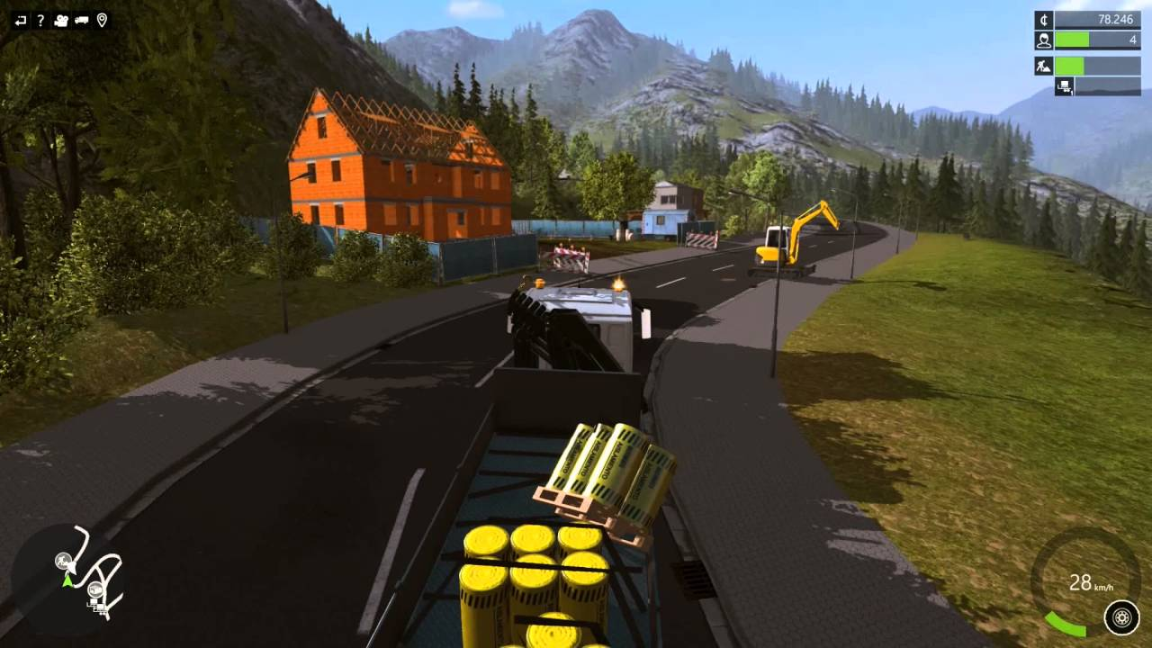 Review on Construction simulator 2015 p1