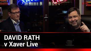 Xaver Live, host: David Rath
