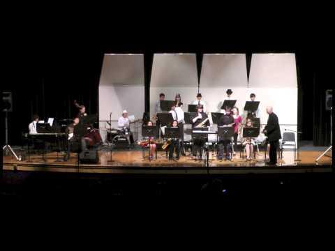 Bloomington High School South Intermediate Jazz Band, April 30, 2015