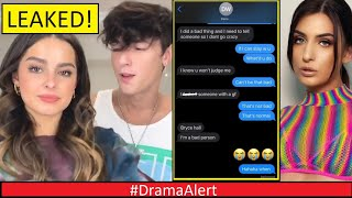 Bryce Hall CHEATED on Addison Rae ( LEAKED TEXTS ) $75,000!
