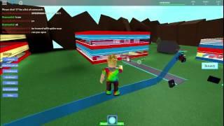 Roblox Gameplay of R-Orb on Super Hero Tycoon