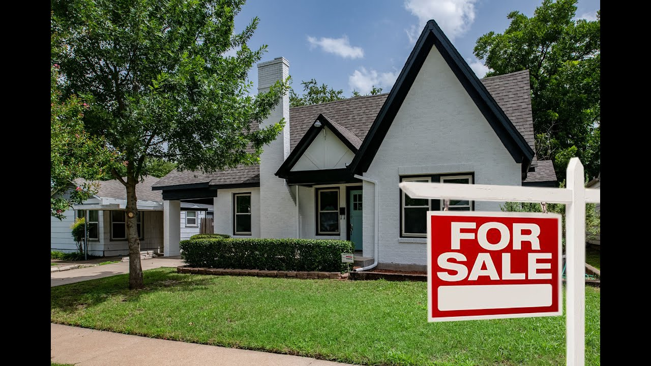 UNDER CONTRACT: 4927 Birchman Ave, Fort Worth TX