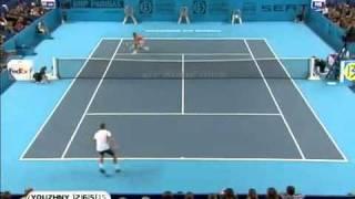 Youzhny vs Cilic Highlights Marseille 2011 ATP