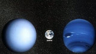 Уран и Нептун Путешествие по планетам