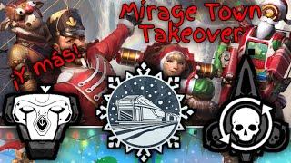 ¡Evento de navidad! Revenant, Mirage Town Takeover ¡y más! Apex Legends