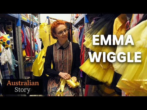 What's it like to be the Yellow Wiggle?: Inside the life of Emma Watkins