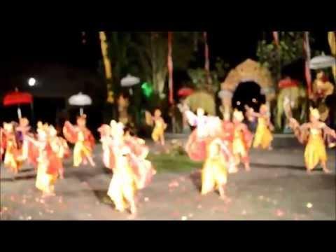 Bali Rara Sanggar & Millenia , Manuk Rawu Dance at Laka Leke, Ubud Bali