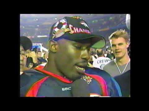 NFL Primetime: Denver Broncos and John Elway Win First Super Bowl Vs. Green Bay Packers (ESPN)