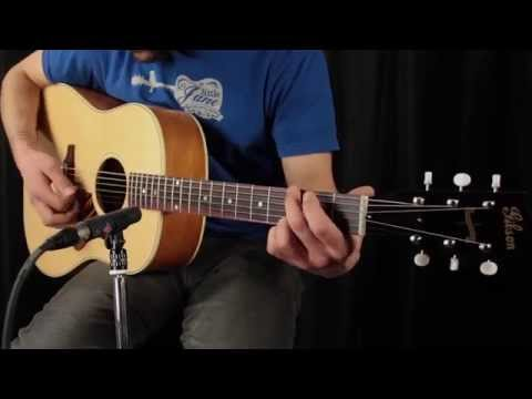 2013 Gibson J-35 Review - How does it sound?