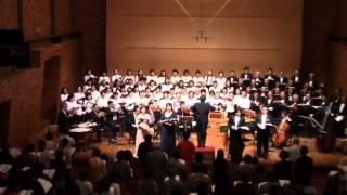 Singin Messiah Tokyo 2014 HALLELUYAH