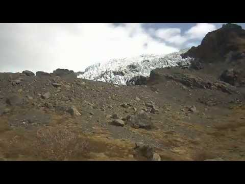 ICELAND GLACIER OBSERVATORY: 2 Year Icefall timelapse by Dr Jez Everest