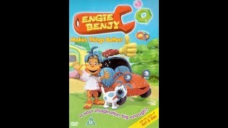 Engie Benjy - Makes Things Better! (2003, UK VHS / DVD)
