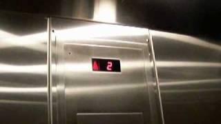 Schindler Elevator at the Courtyard by Marriott in Raleigh, NC Mp3