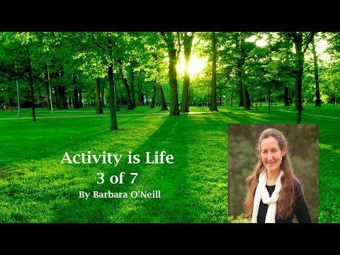 Activity Is Life: Barbara O'Neill