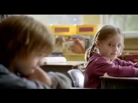 Cute Boy & Girl Commercial Ad - Indigo Love Of Reading Fund