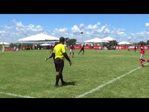 Benfica vs Independiente del Valle Equador Go Cup 2018 QtrFinals U12 2006s 2ndHalf