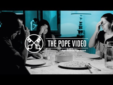 Families, Schools of Human Development — The Pope Video 8 — August 2019