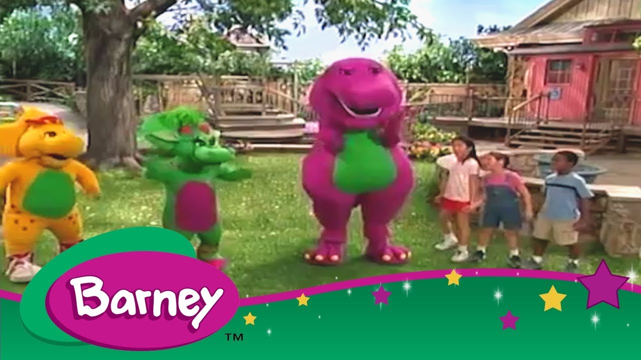 Barney 🔮 The I Can Do Show 🔮 - Barney 🔮 The I Can Do Show 🔮 - YouTube